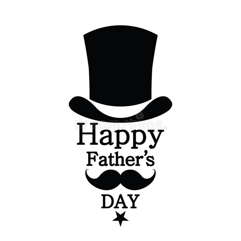 Día feliz del ` s del padre imágenes de archivo libres de regalías