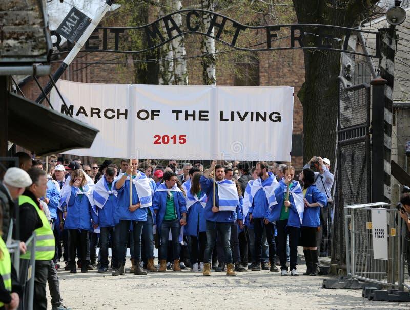 Día internacional de la conmemoración del holocausto fotos de archivo