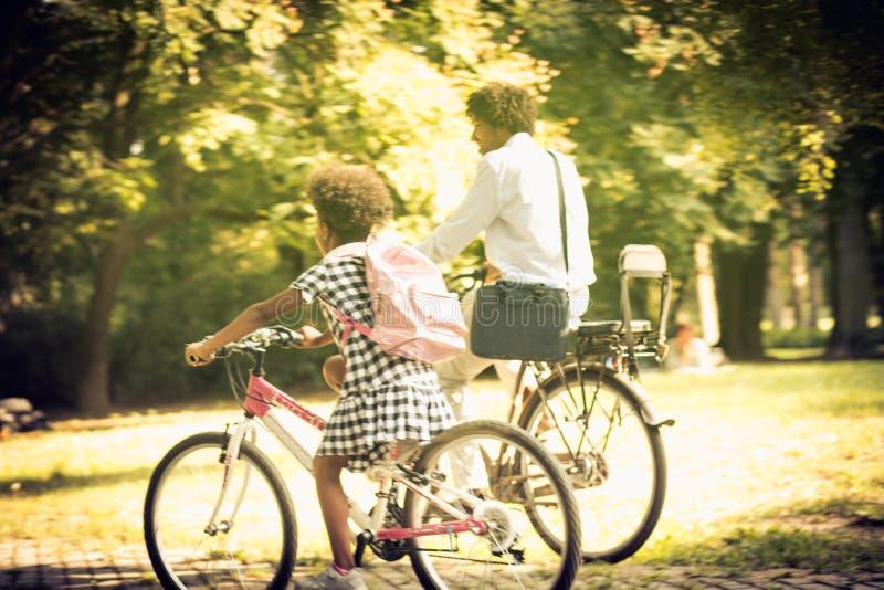 Día para la bici fotografía de archivo libre de regalías