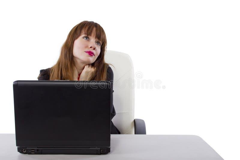 Download Día Que Sueña A La Empresaria Imagen de archivo - Imagen de empleado, idea: 44852389