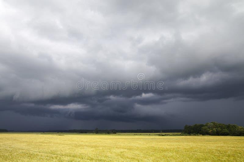 Día tempestuoso imagen de archivo