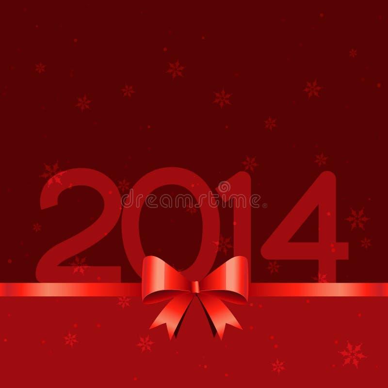 Días de fiesta del Año Nuevo stock de ilustración