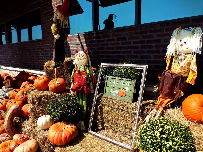 Días de fiesta del otoño foto de archivo