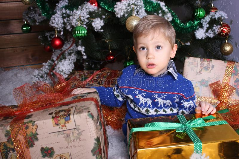 Días de fiesta del ` s del Año Nuevo imagen de archivo libre de regalías