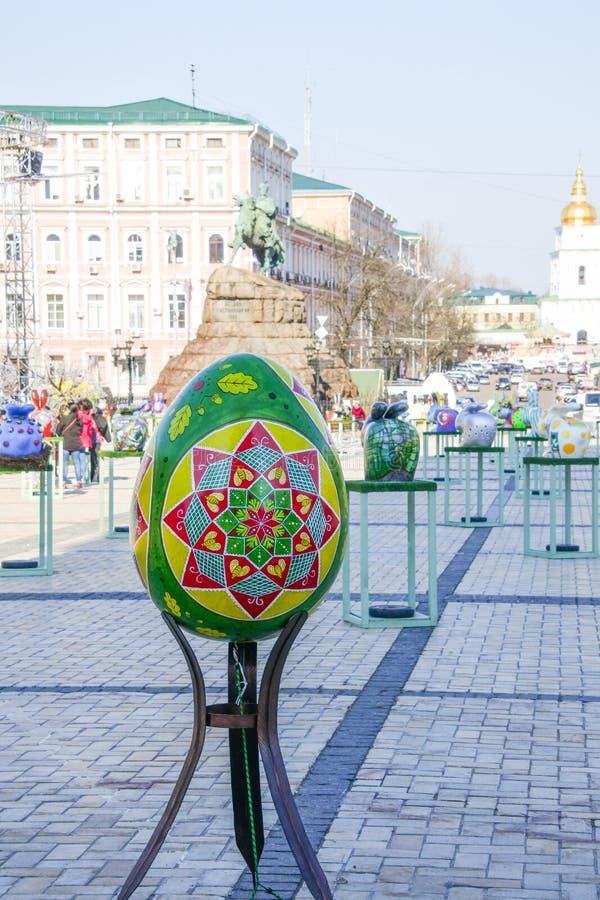 Días de Pascua en Ucrania foto de archivo