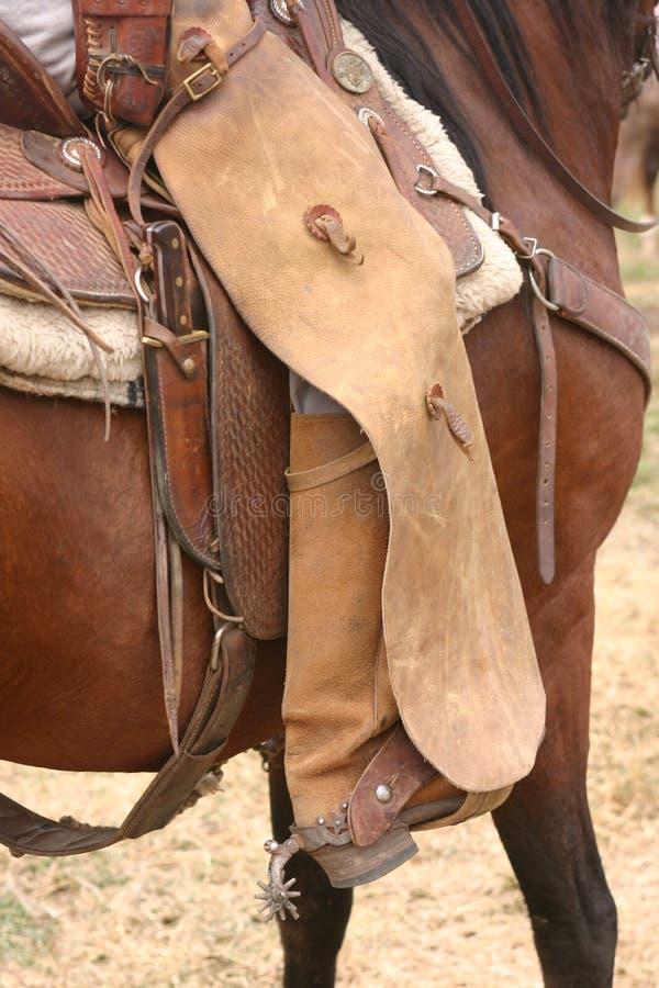 Días del vaquero foto de archivo