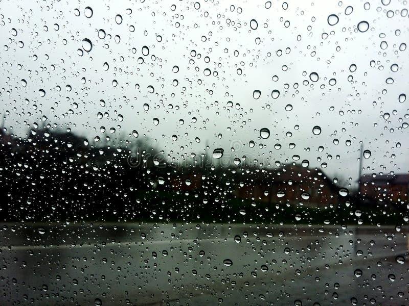 Días lluviosos fotos de archivo