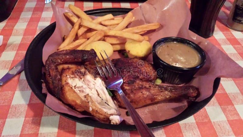 Download Dîner photo stock. Image du poulet, déjeuner, chaud, dîner - 45367662