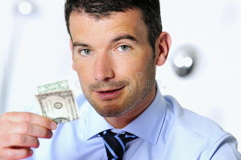 Dólar de vencimento imagens de stock royalty free