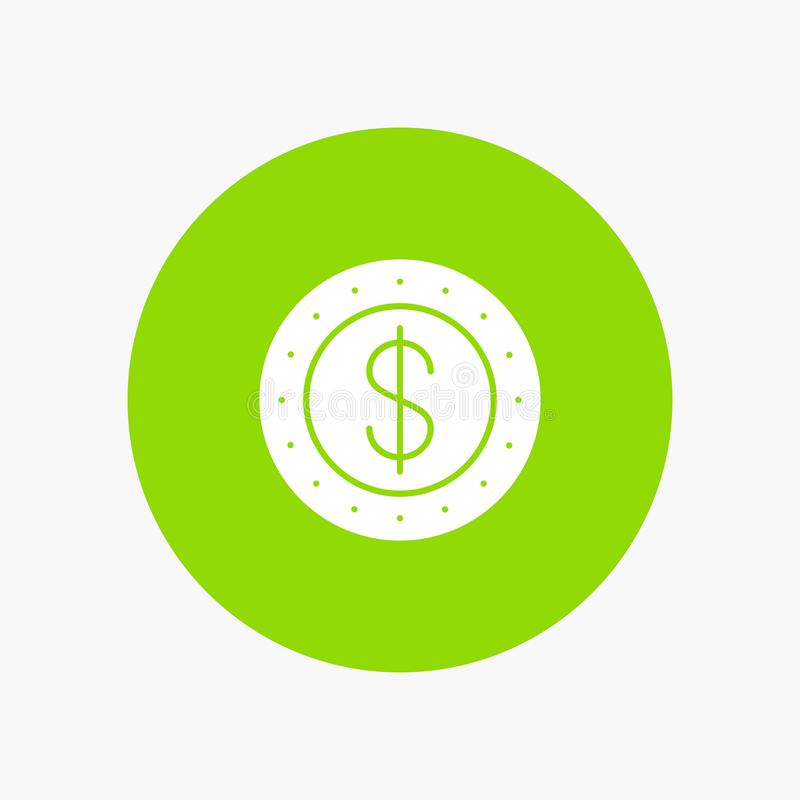 Dólar, moneda, efectivo libre illustration
