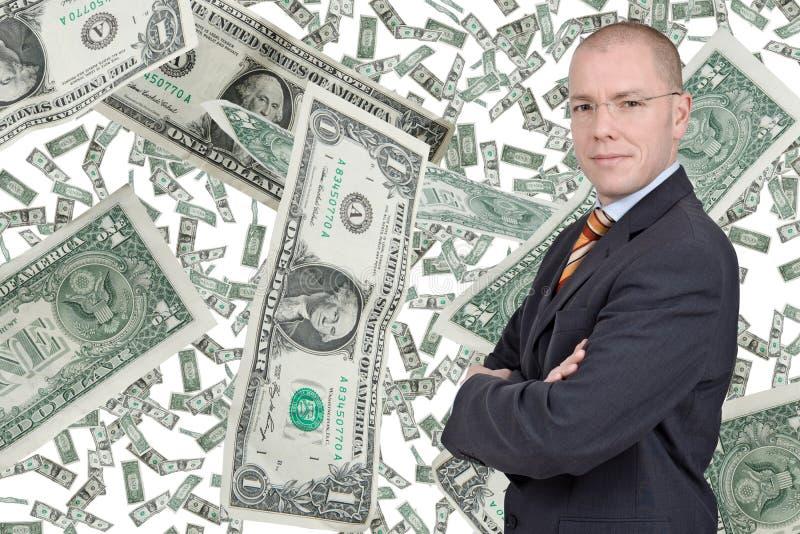 Dólares imagens de stock