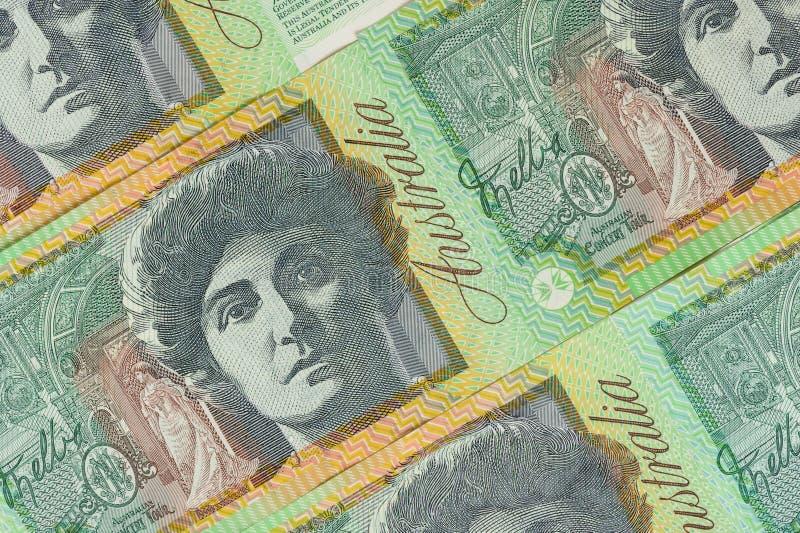 Dólares abstratos de Austrália imagem de stock royalty free