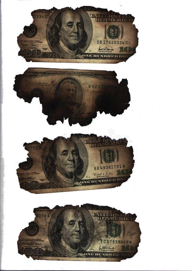 Dólares de fri imagen de archivo
