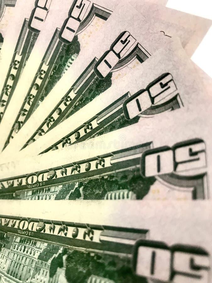 Dólares, dinheiro, dinheiro foto de stock royalty free