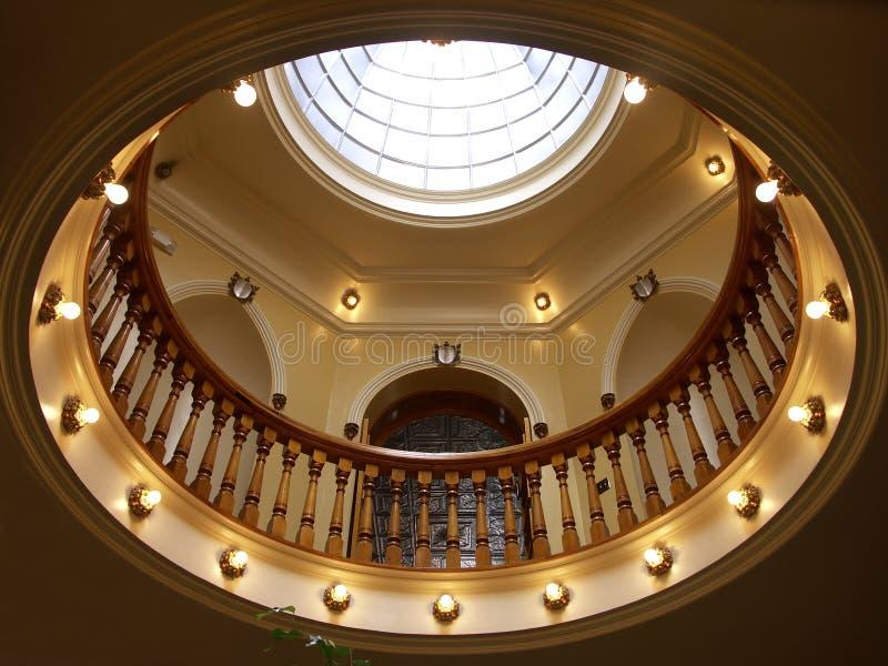 Dôme d'or images libres de droits