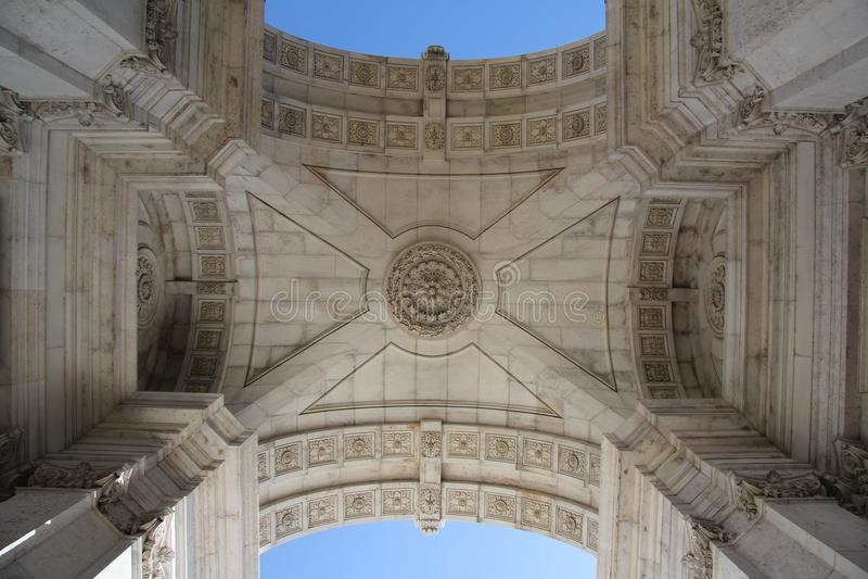 Dôme d'arc photo libre de droits