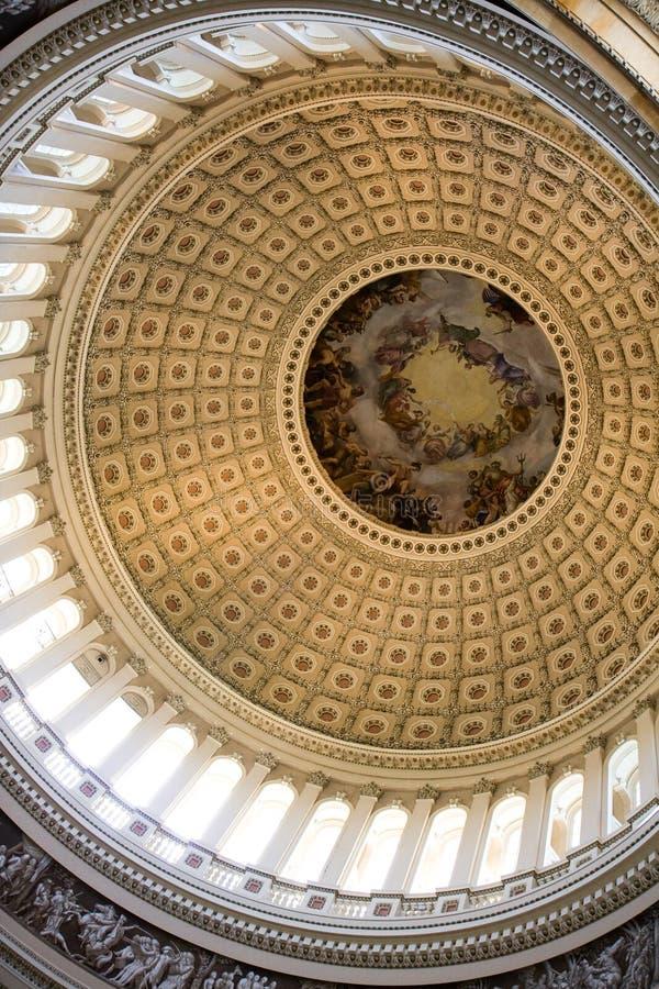 Dôme de capitol photos stock