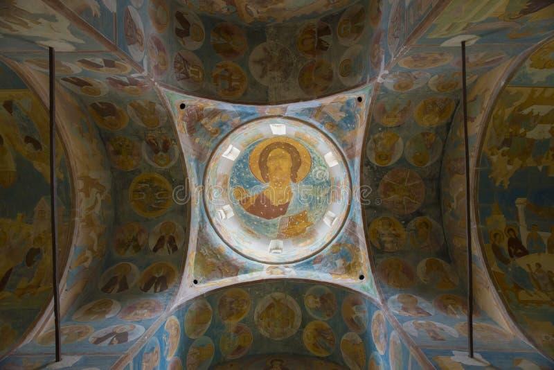 Dôme de la cathédrale images libres de droits