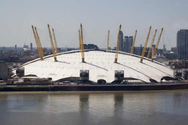 Dôme de millénium, Greenwich, Londres images stock