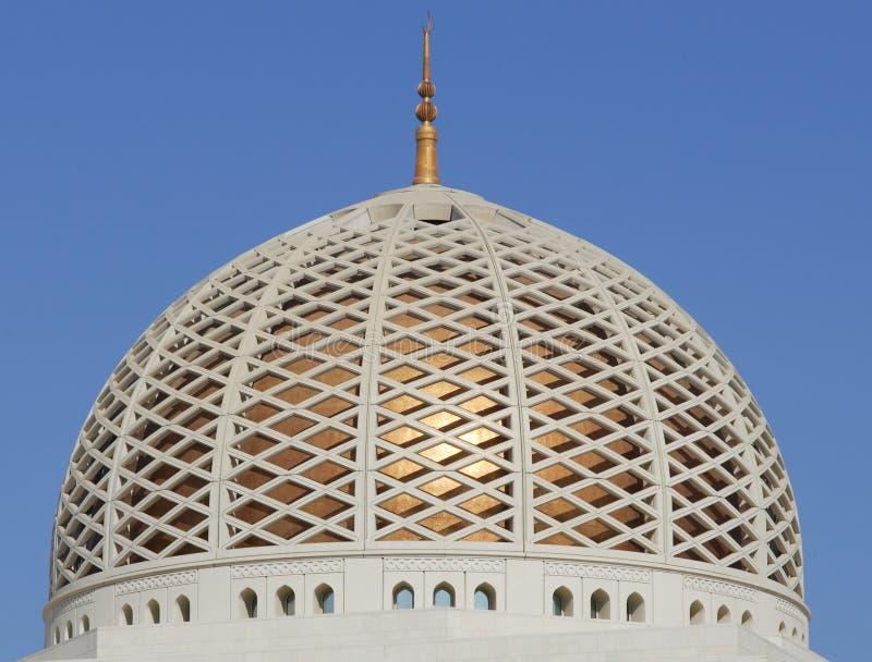 Dôme de mosquée photo libre de droits
