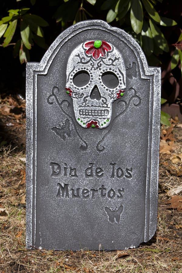 död dag arkivbilder