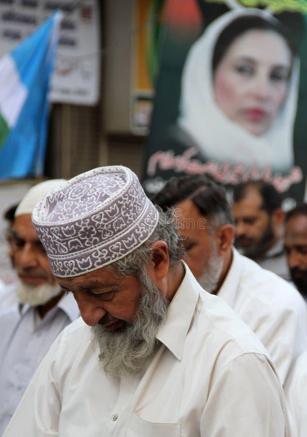 döda pakistan arkivbild