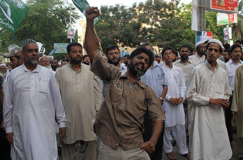 döda pakistan royaltyfri foto