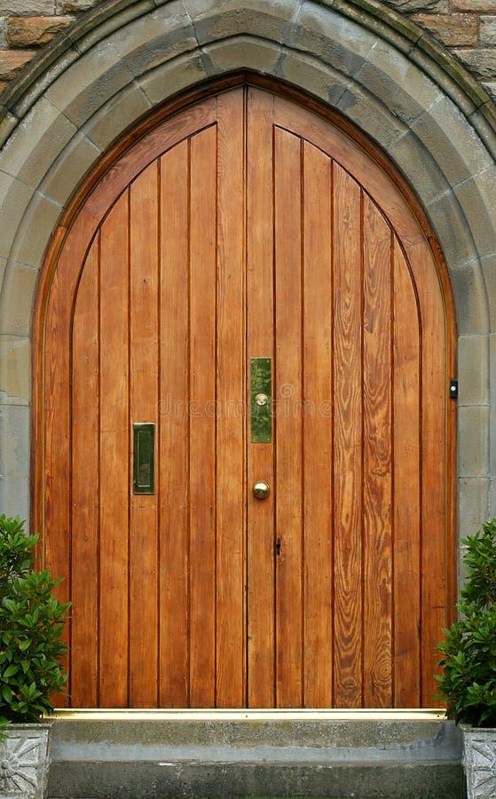 dörröppning royaltyfria foton