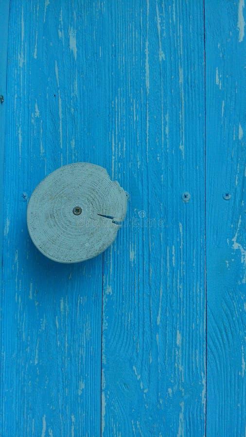 Dörr blått bräde textur arkivfoton