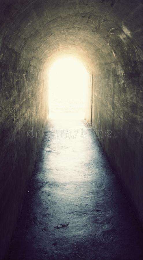 Dörr till himmel! royaltyfri fotografi
