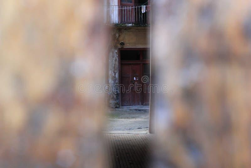 dörrar royaltyfria foton