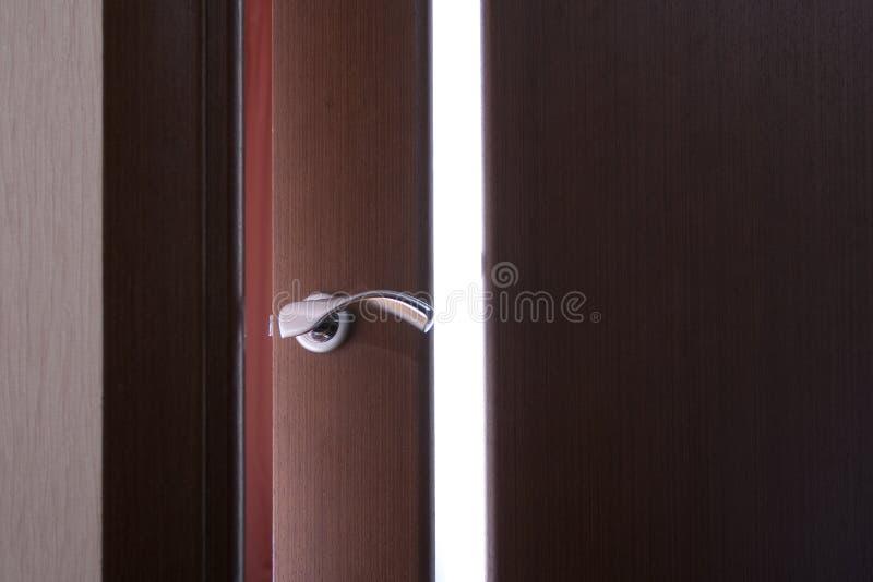 Dörrfragment Royaltyfri Bild