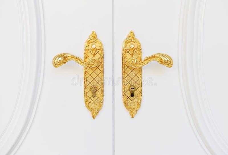 dörringång royaltyfria foton