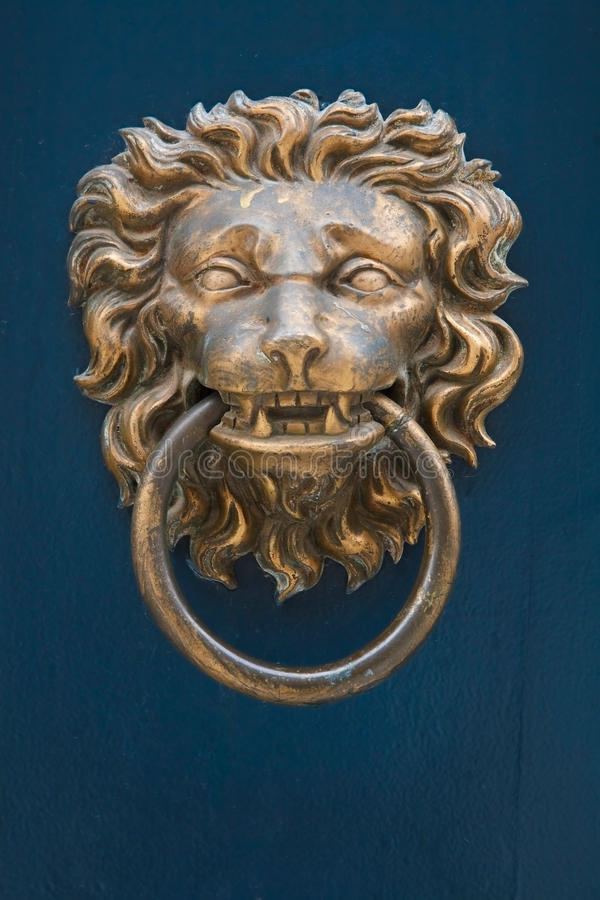 dörrknackare royaltyfri bild