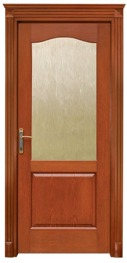 dörrträ royaltyfria foton
