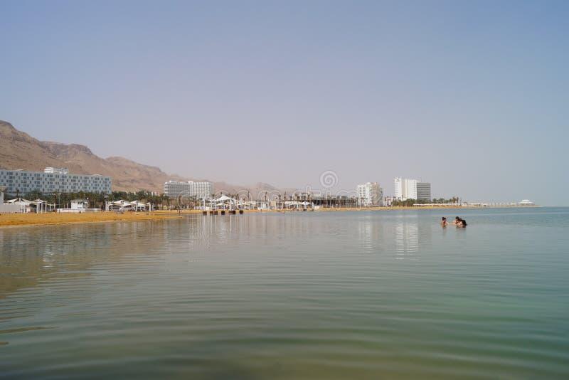 dött hav israel royaltyfria foton