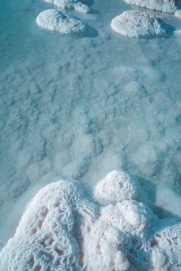 dött salt hav arkivfoto