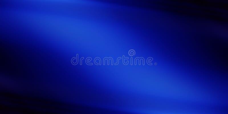 D?nen-Musterhintergrund des Hintergrundzusammenfassungsflusses blauer lizenzfreie abbildung