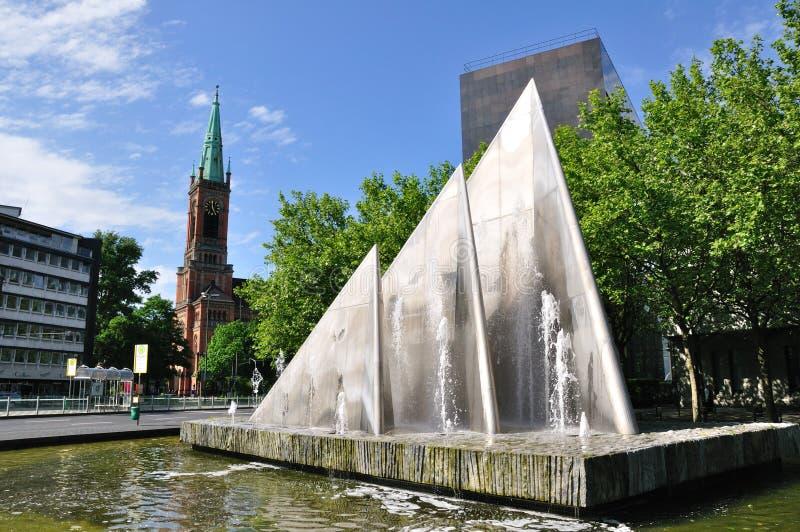 Düsseldorf, Allemagne images stock