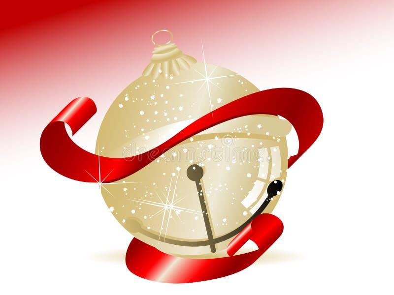 Dźwięczenie dzwon ilustracja wektor