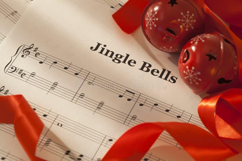Dźwięczenie dzwony pieśniowi zdjęcie royalty free
