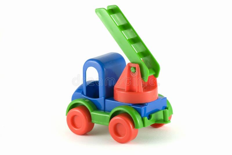 dźwigowa zabawka zdjęcia stock
