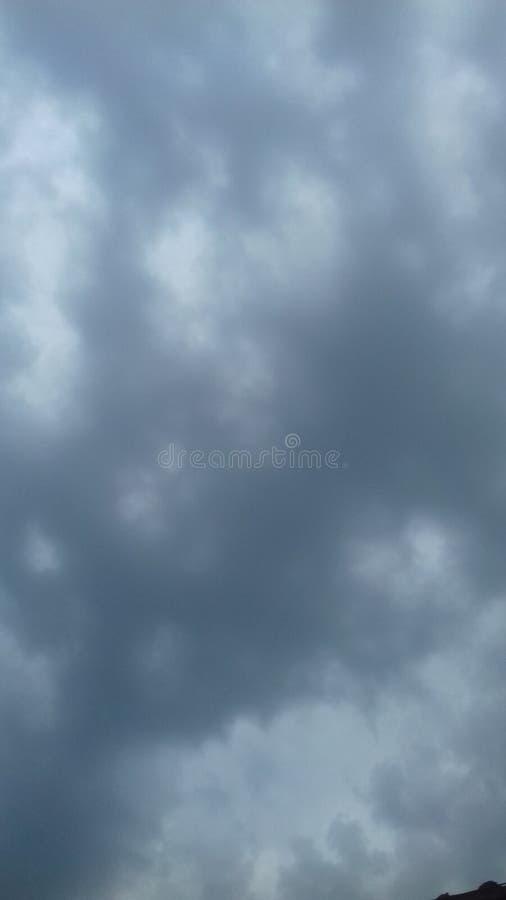 dżdżysty zdjęcie stock