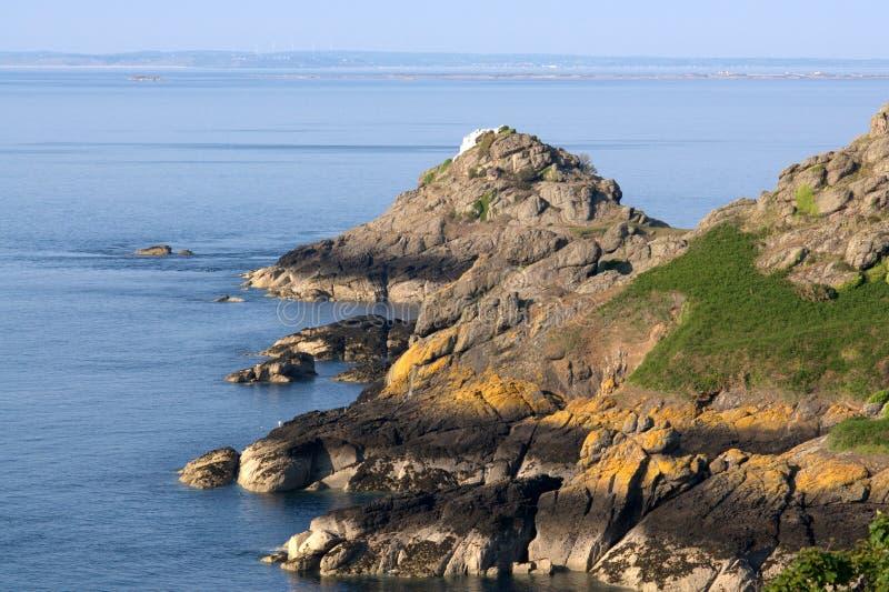 dżersejowy seascape obraz royalty free