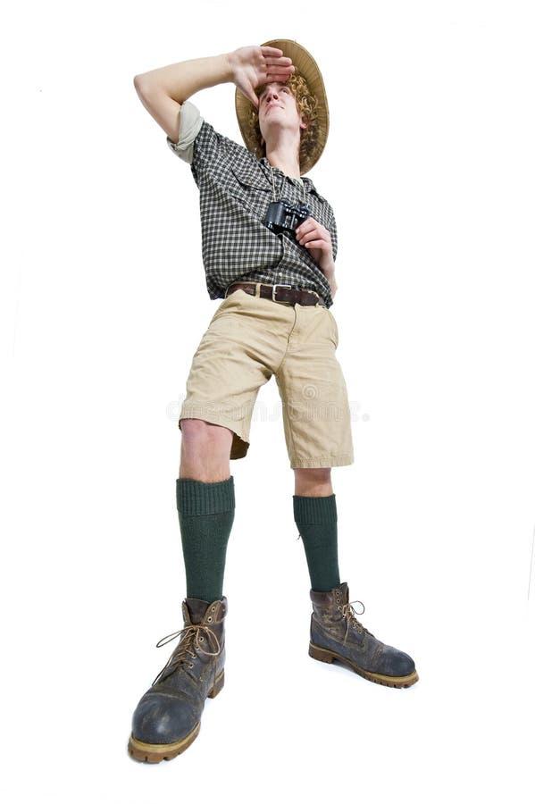 Download Dżungla mężczyzna obraz stock. Obraz złożonej z sportowiec - 13339465
