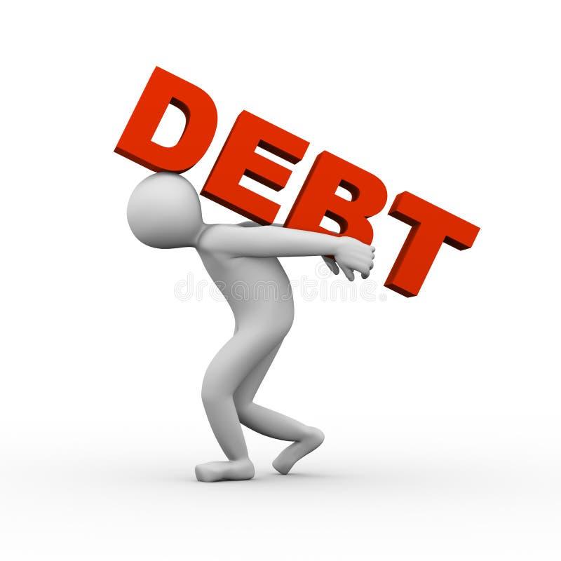 3d人举的债务