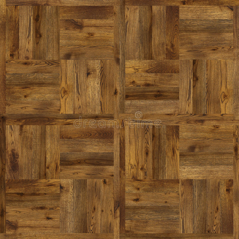 3d内部的难看的东西木条地板地板设计无缝的纹理 库存图片