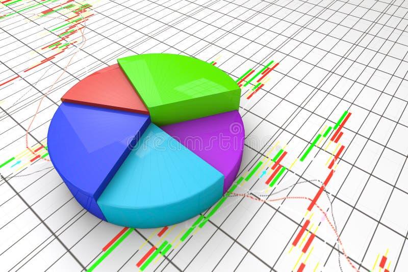 Download 3d图表五颜六色的图形高饼回报解决方法 库存例证. 插画 包括有 数据, 方法, 股票, 统计数据, 结果 - 62535053