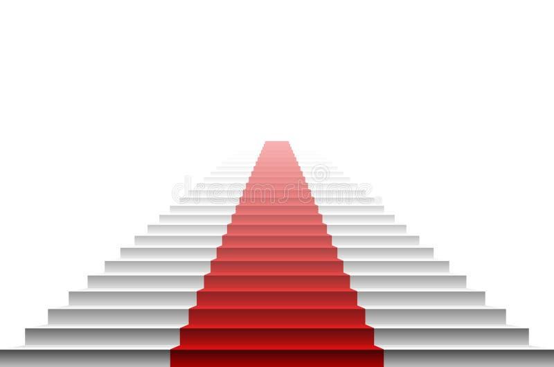 3d电影的隆重在台阶人生台阶的世界我的白色微红色(图象动画)图片