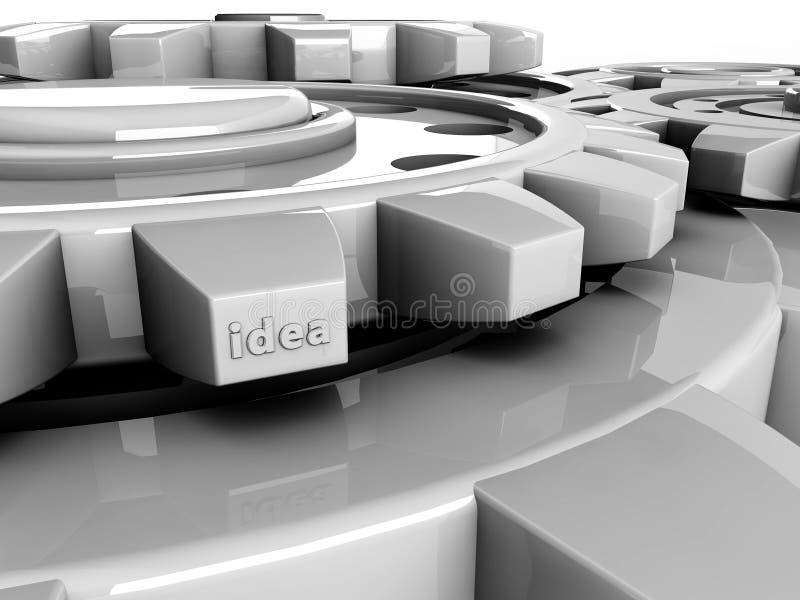 Download 3d想法齿轮 库存例证. 插画 包括有 移动, 机械工, 齿轮, 概念, 用机器制造, 背包, 查出, 设备 - 30331029